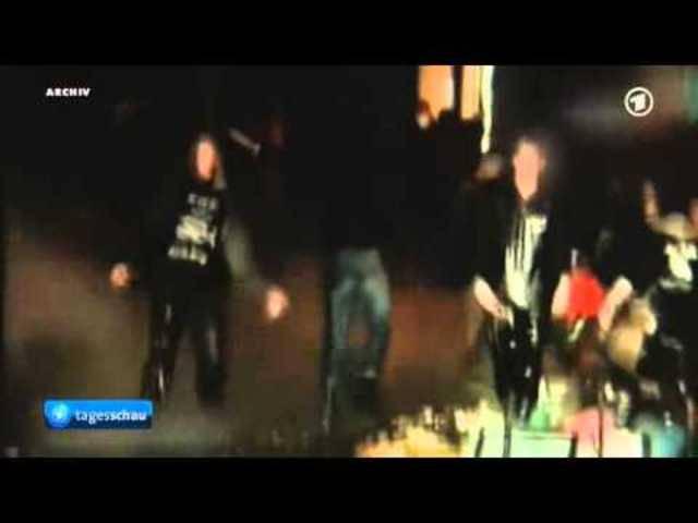 Körperkameras schützen deutsche Polizisten vor Angriffen – ARD-«tagesschau»-Beitrag aus dem Bundesland Hessen (12.2014)