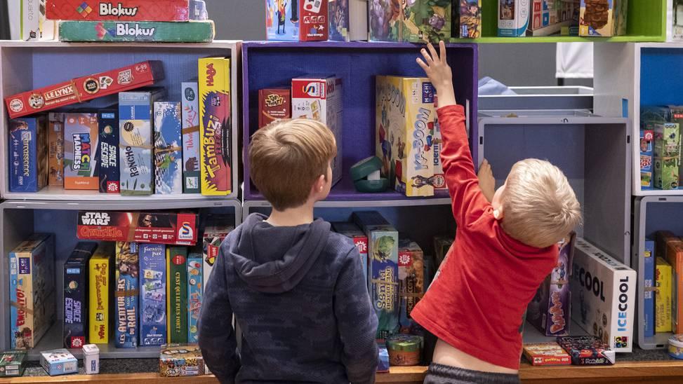 Kinder & Brettspiele