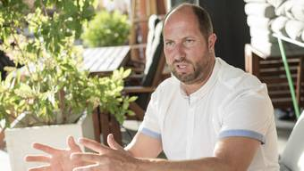 Der Baselbieter SVP-Präsident Dominik Straumann steht nicht hinter Christoph Buser. (Archivbild)