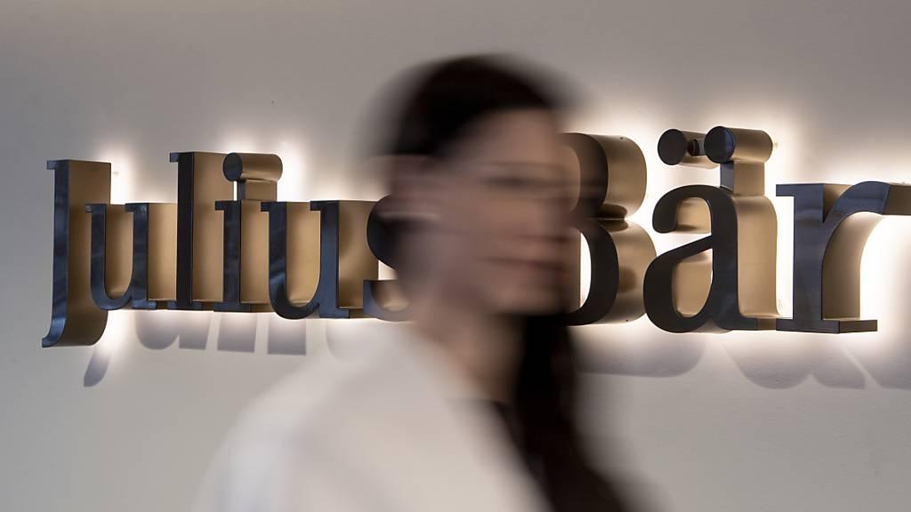 Die Bank Julius Bär muss im Streit um verschollene DDR-Vermögen rund 150 Millionen Franken bezahlen. Das hat das Bundesgericht letztinstanzlich so entschieden.(Archivbild)