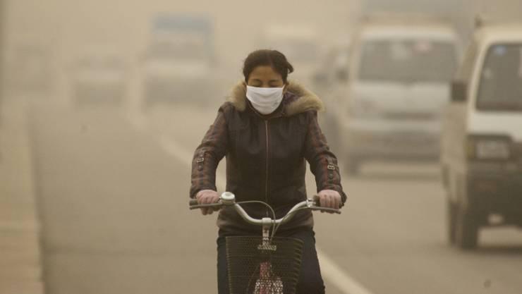 Vermutlich in Ostasien befindet sich eine neue, illegale Quelle von Trichlorfluormethan.