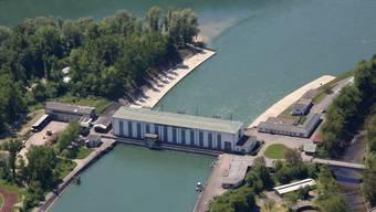 Das Bundesgericht trat nicht auf eine Beschwerde den Rheinkraftwerk Albbruck-Dogern ein. (Archivbild)