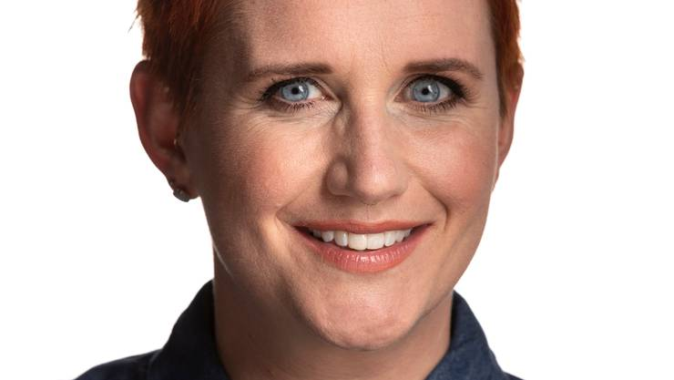 Steffi Buchli, 41, ist «MySports»- Programmleiterin, 2021 wird sie «Blick»-Sportchefin.