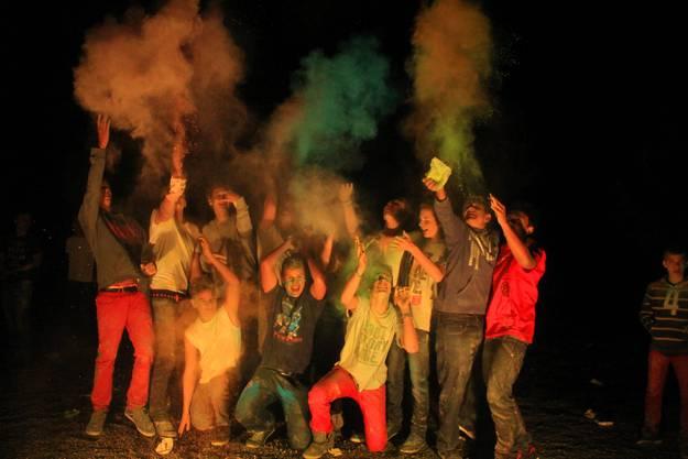 Holifest beim Jugendtreff Gipf-Oberfrick (Freakhall in Zusammenarbeit mit der Juseso Fricktal)