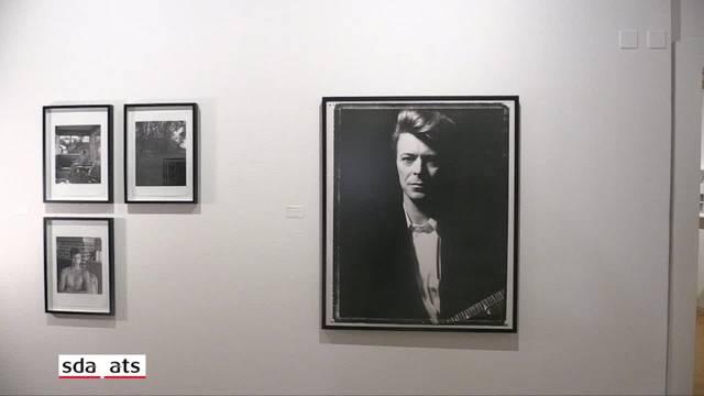 Gesamtwerk des US-Künstlers Gus Van Sant im Musée de l'Elysée