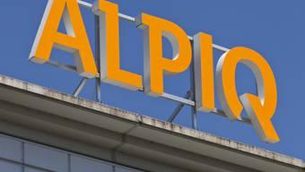 Logo des Energiekonzerns Alpiq (Archiv)