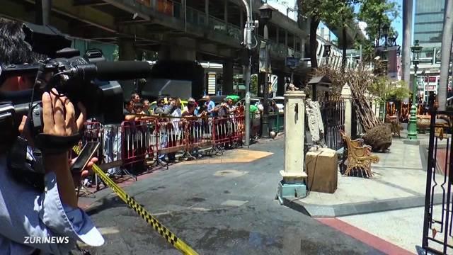 Erneuter Anschlag in Bangkok