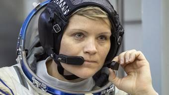 War rund ein halbes Jahr im All: US-Astronautin Anne McClain. (Archivbild)