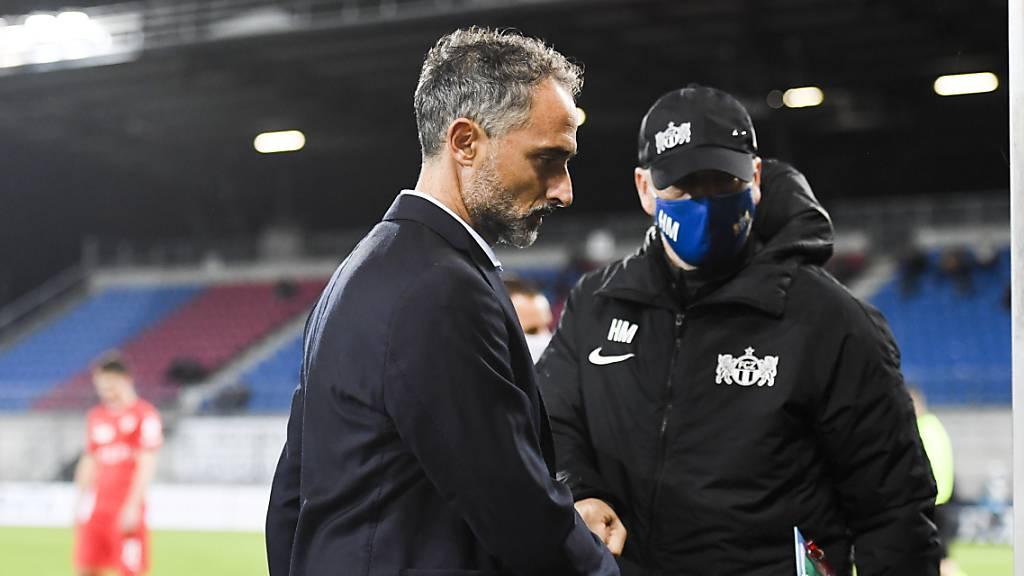 Neuer Trainer, neuer Mut beim FC Zürich