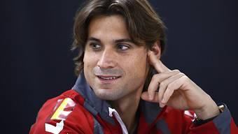 David Ferrer führt die spanische Delegation im Davis Cup an
