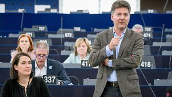 """EU-Abgeordneter Andreas Schwab: """"Es liegt nicht an uns, eine nationale Koalition für das Rahmenabkommen zu schmieden"""""""