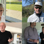 Vier alt Nationalräte Corina Eichenberger, Maximilian Reimann, Sylvia Flückiger und Ueli Giezendanner (im Uhrzeigersinn) sprechen über ihren Corona-Alltag.