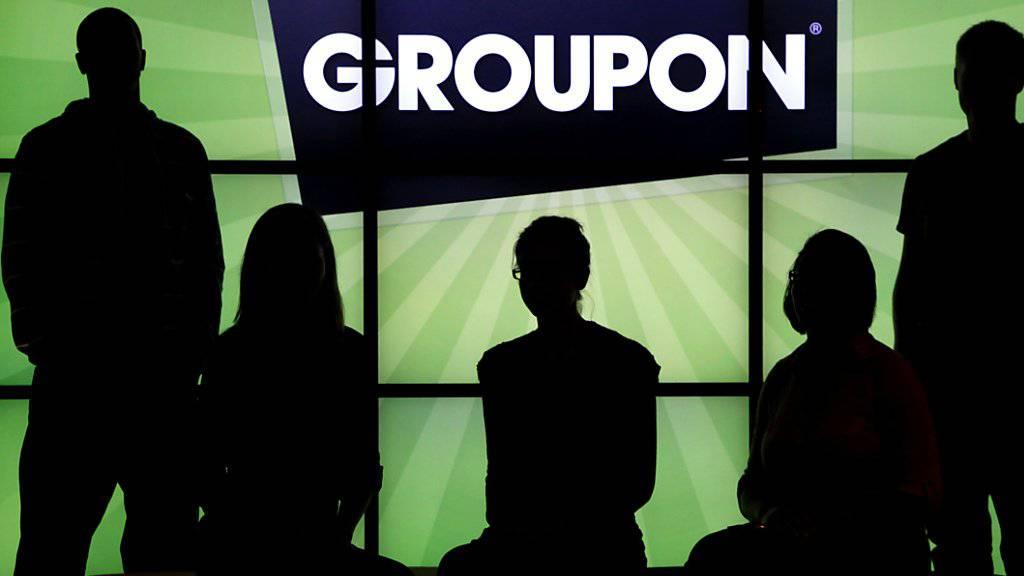 Das Rabatt-Portal Groupon übernahm sich mit seiner internationalen Expansion: Ein neuer Chef soll eine Korrektur bringen. (Archivbild)