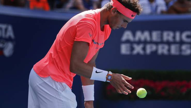 Der Spanier ist zurück auf dem Tennis-Thron. In Basel konnte er noch nie gewinnen, stand aber immerhin 2015 im Final.