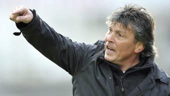 Martin Andermatt wurde am 12. April 2010 als Trainer des FC Aarau entlassen.