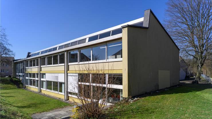 Das Schulhaus Reppisch in Birmensdorf steht im Inventar der Denkmalschutzobjekte. Ein Abriss ist kein Thema mehr, sondern nur eine Sanierung.