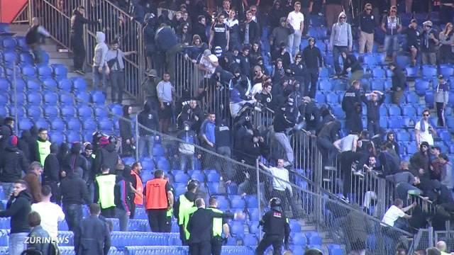 Strafverfahren nach dem Chaos-Match FCZ gegen FCB