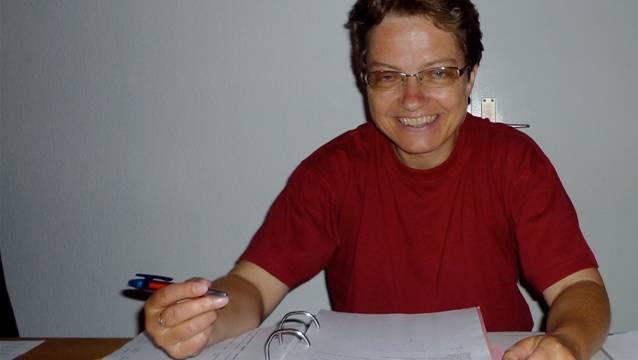 Monika Zeindler, Präsidentin Spitex Spreitenbach-Killwangen und Gemeinderätin von Spreitenbach.