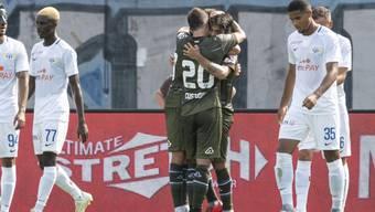 Tessiner Freude inmitten enttäuschter Zürcher: Lugano lässt dem FCZ zum Saisonstart keine Chance