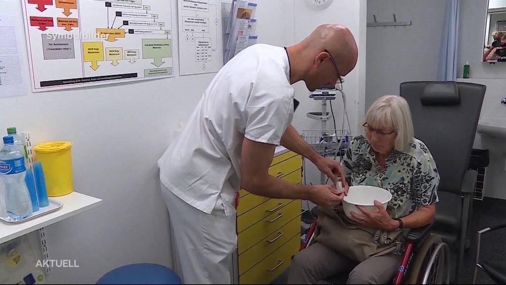 Hausarzt-Mangel: Sieben Arztpraxen schliessen im Aargau