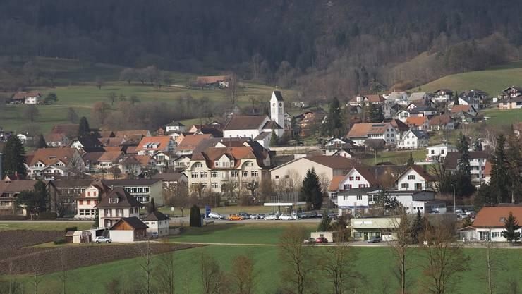 Der Gemeinde Laupersdorf erhält eine neue Website.