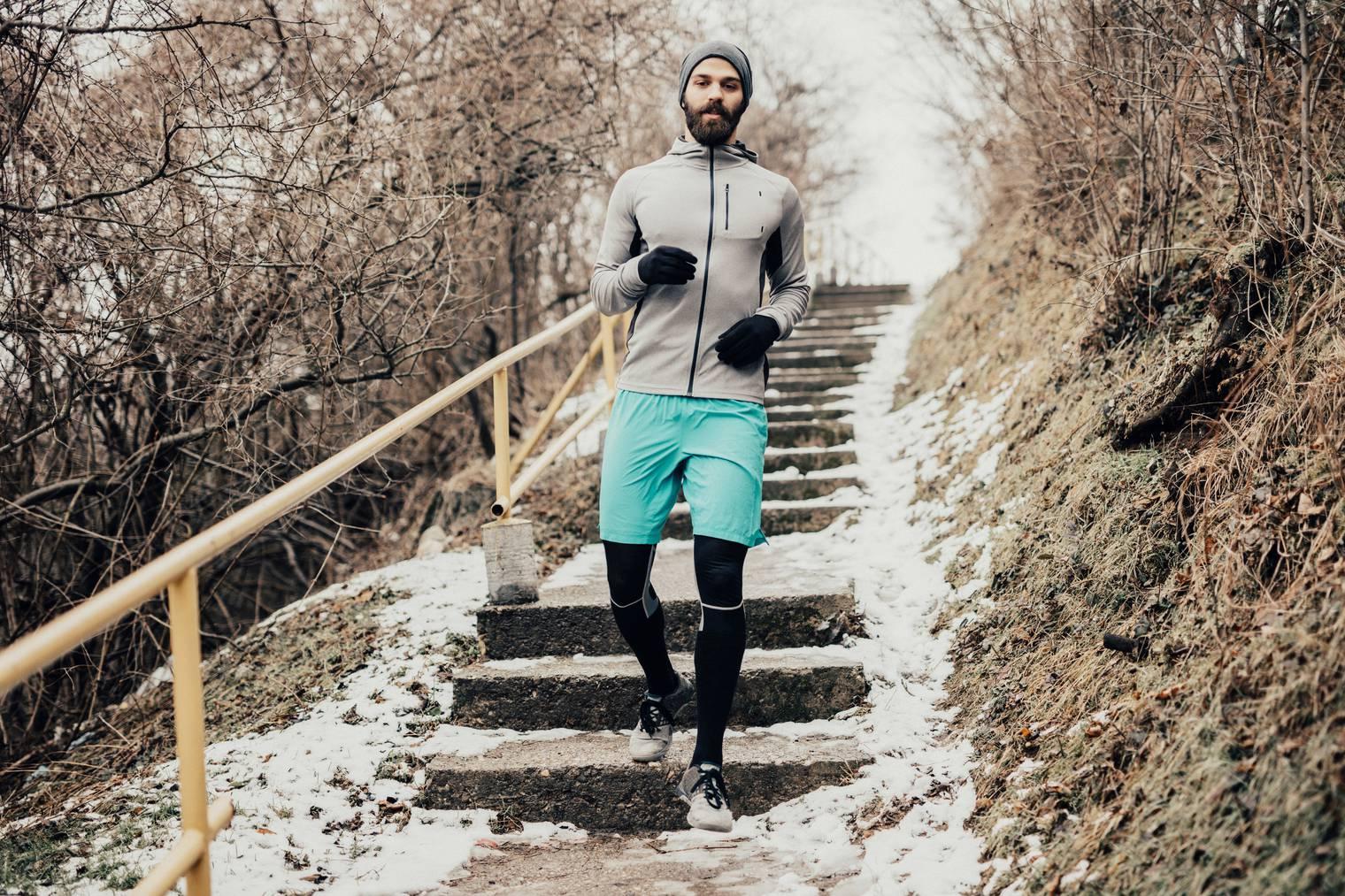Man kann sich das Workout selbst abwechslungsreicher gestalten (Bild: iStock)