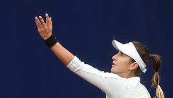 Belinda Bencic steht in Stuttgart in der 2. Runde