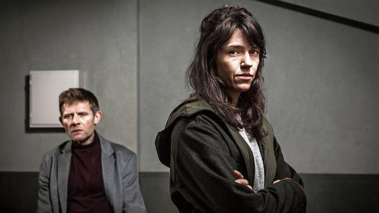 Sarah Spale: Als Rosa Wilder (im Bild) stets kontrolliert, als Sandrine in «Platzspitzbaby» ausser Kontrolle.