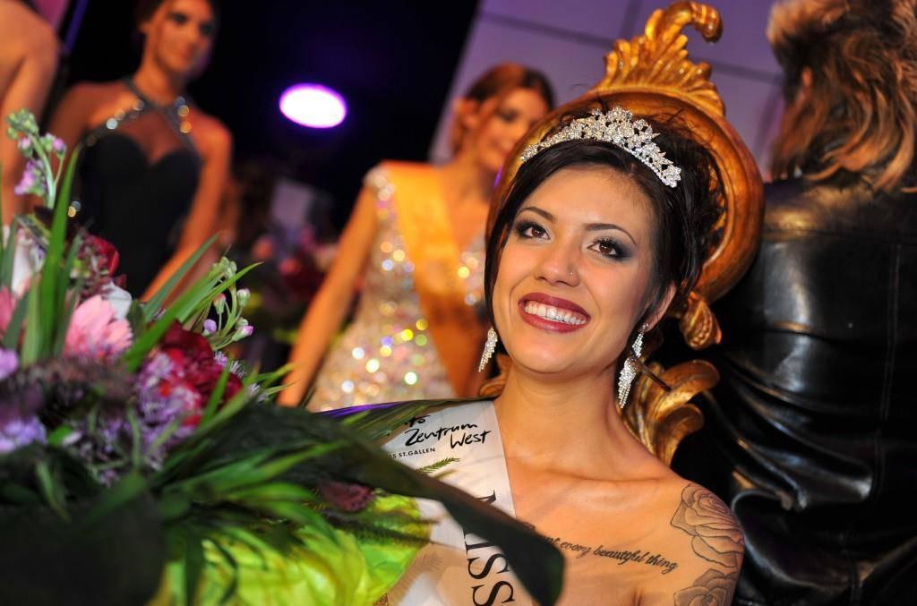 Miss Ostschweiz-Wahl 2016