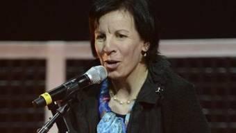 Vreni Schneider begeistert auch auf der Bühne (Archiv)