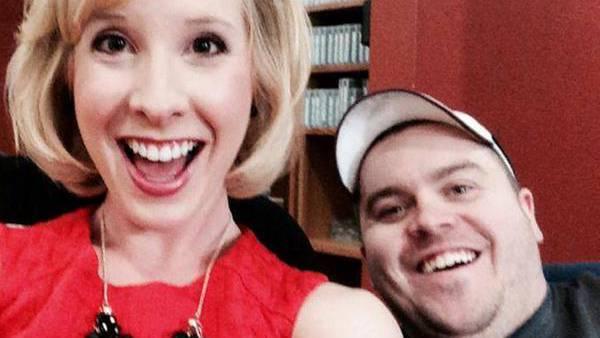 Die erschossenen Journalisten Alison Parker und Adam Ward (v.l.)
