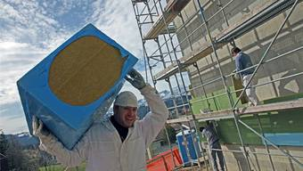 Der Kanton will frisches Geld für den Fördertopf für energetische Gebäudesanierungen.