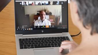 SP Aargau Hearings in Videokonferenz