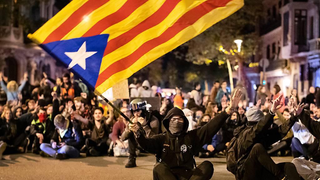 Kataloniens Parlament tritt zur Wahl von Regierungschef zusammen