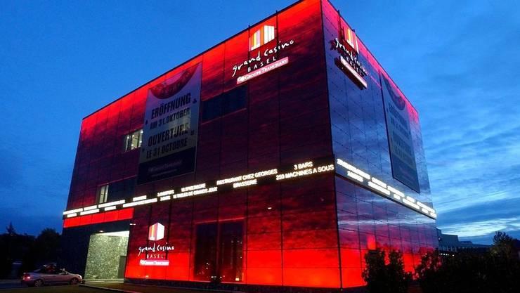 Grand Casino Basel startet das neue Jahr mit Wechsel an der Spitze.