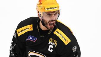 """Luganos Captain Maxim Lapierre hatte im ersten Playoff-Final nichts zu lachen: """"Aber wir dürfen jetzt nicht in Panik verfallen"""""""