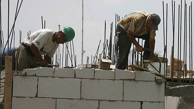 Israel beschliesst teilweisen Siedlungsstopp (Archivbild)