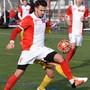 Vor drei Jahren bereits im Dress des FC Solothurn: Alban Selmanaj.
