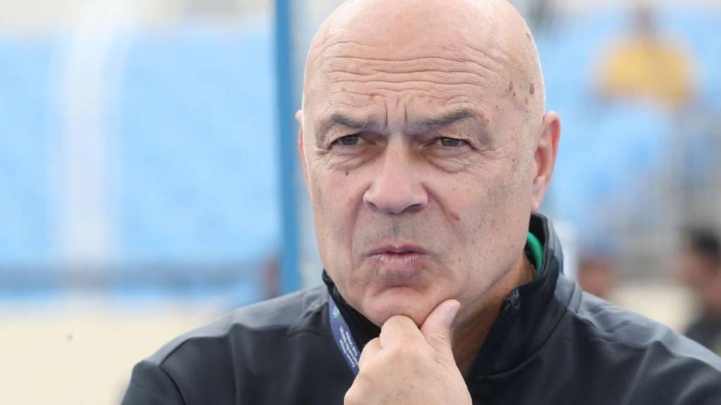 Christian Gross nicht mehr Trainer in Saudi-Arabien