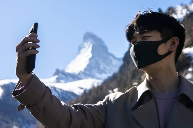 Asiatische Touristen dürften den Schweizer Skigebieten dieses Jahr fernbleiben.