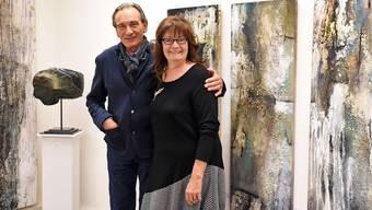 Magi Stürmlin und Daniel D. Gasser gastieren in der Martins Galerie.