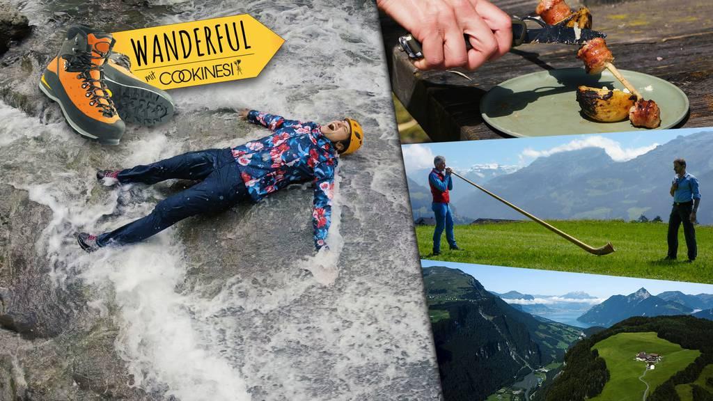 «Juuzä, büchlä und en abverheite Gumel über em Füür»: Wandern im Kanton Schwyz