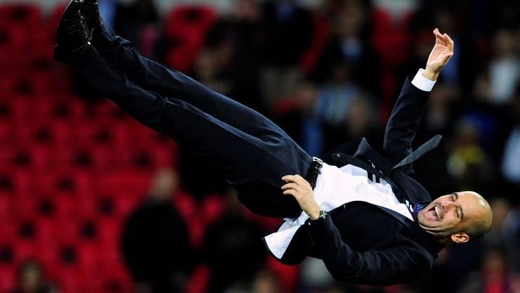 Pep Guardiola: Ein Geschenk des Himmels für den englischen Fussball?