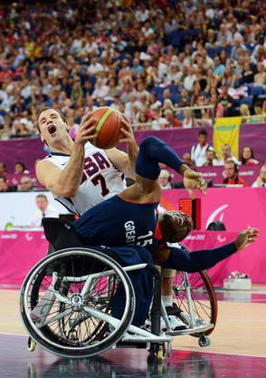 Paralympics 2012 in London - Die Bilder