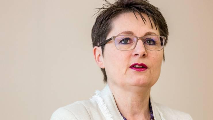 Die Grünen verlangen von Franziska Roth (SVP), harte Zahlen vorzuweisen.