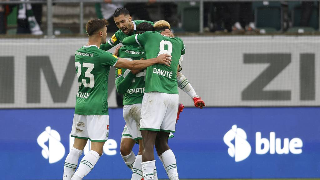 «Brutales Spiel» in St.Gallen endet 3:3