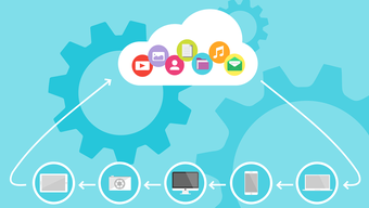 Ab in die Wolke: In der Cloud findet sich alles, was das Tech-Herz begehrt.
