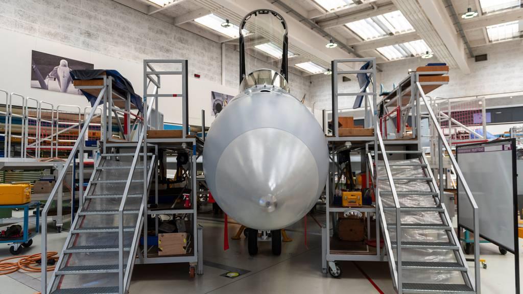 21,1 Milliarden Franken: Parlament stellt sich hinter höhere Militärausgaben