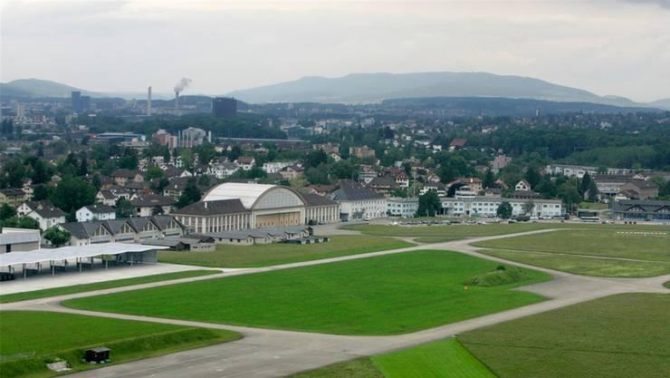 Militärflugplatz Dübendorf
