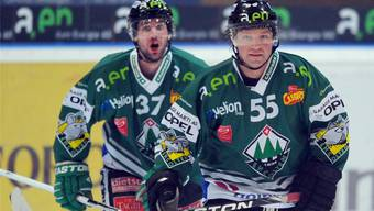 Oltner Jubel: Paul Di Pietro (rechts) sorgte für die Entscheidung.